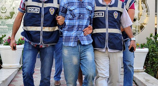 Kaymakamlık Binasına el bombası atanlar yakalandı