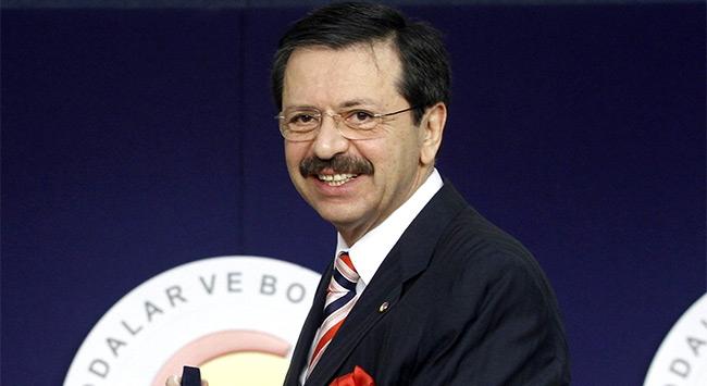 'Yılmaz'ı Türk iş dünyası adına tebrik ediyorum'