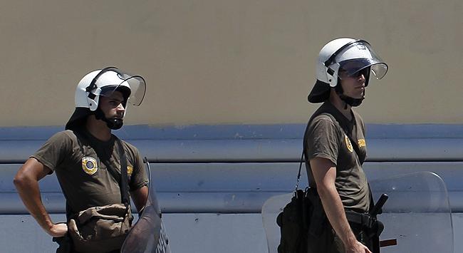 Yunanistanda DHKP-C operasyonu