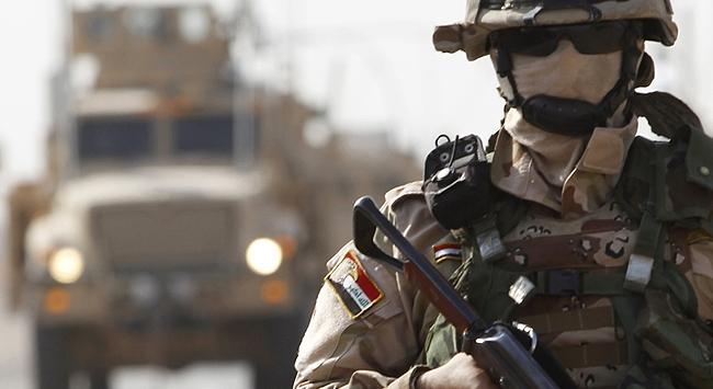 Irakta komutanın yoluna bombalı tuzak