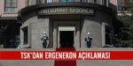 """TSKdan """"Ergenekon"""" açıklaması"""