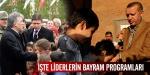 Cumhurbaşkanı ve Başbakan İstanbulda olacak