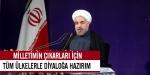 İrandan ABDye müzakere mesajı