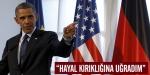 Rusyanın kararı Obamayı hayal kırıklığına uğrattı