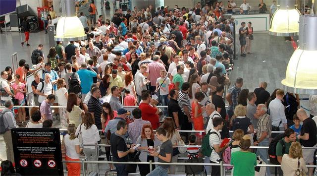 İstanbuldan Ramazan Bayramı rekoru