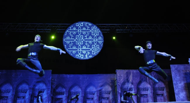 Yarım asırlık Troia Festivali başladı
