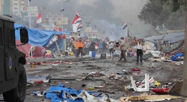 Mısır'da katliamın bilançosu açıklandı
