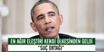 Obamaya en ağır eleştiri kendi ülkesinden