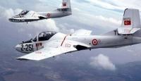 Askeri Eğitim Uçağı Zorunlu İniş Yaptı