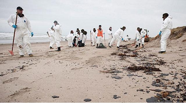 Denizi Kirletene 1,2 milyon Dolar Ceza