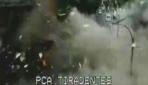 3 Kişinin Öldüğü Patlama Böyle Görüntülendi
