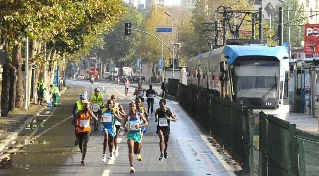 """Avrasya Maratonu """"Altın"""" Kategoride"""
