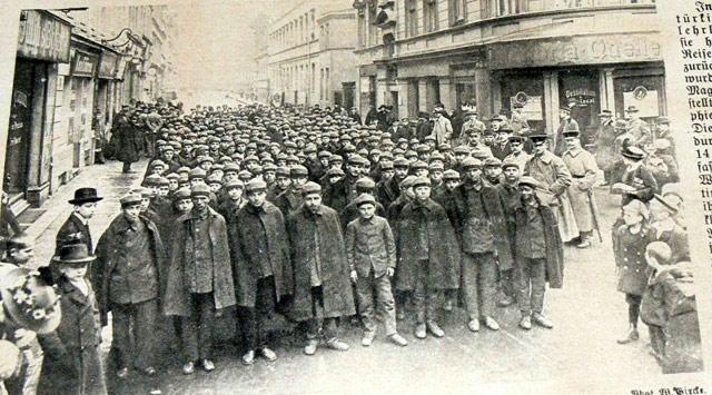 Türkler 1914ten Beri Almanyada