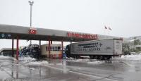 Bulgaristan Sınırı Ulaşıma Açıldı