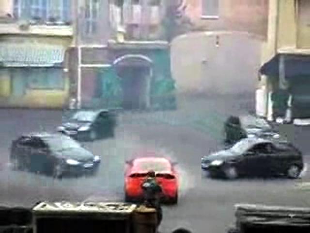 Arabaların Şovu