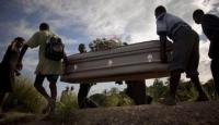 Haiti'de Kolera Kabusu: 500 Bin Hasta