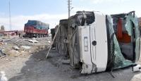 Afyon'da Zincirleme Kaza: 2 Ölü, 36 Yaralı