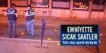 İstanbul emniyetinde sıcak saatler, polis ateş açtı