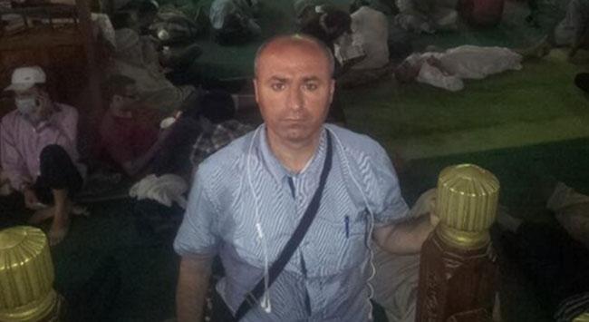 Metin Turanla cezaevinde 1 saatlik görüşme