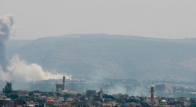 İsrailden Lübnana hava saldırısı