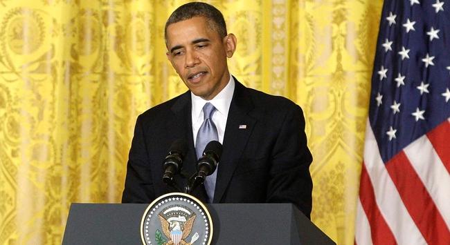 Obama Asya-Pasifik turunu iptal etti