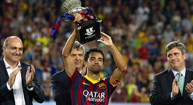 Süper Kupa Barcelonanın