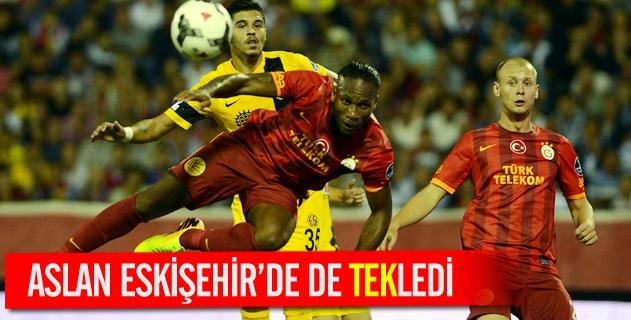 Galatasaraya bir çelme de Eskişehirden