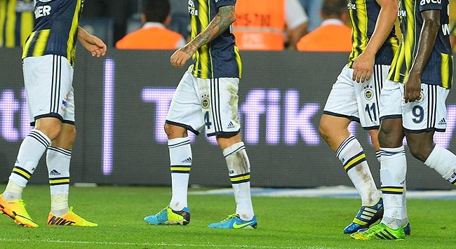 Fenerbahçede şok kadro dışı!