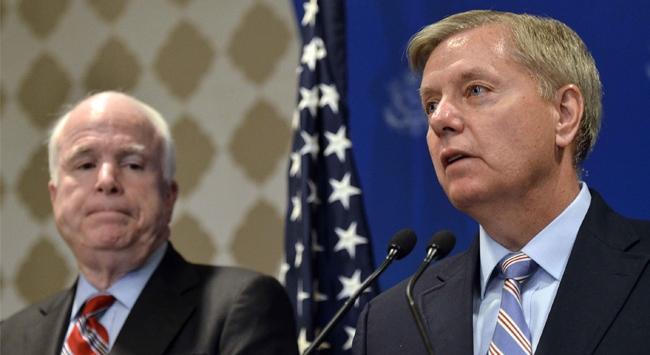 Cumhuriyetçi senatörler müdahaleye karşı
