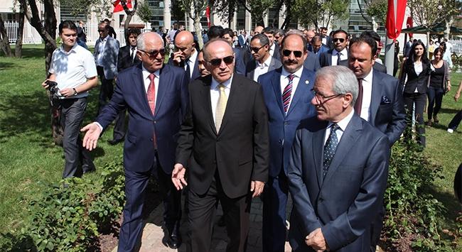 Gezi Parkından sökülen ağaçlar bu parka dikildi