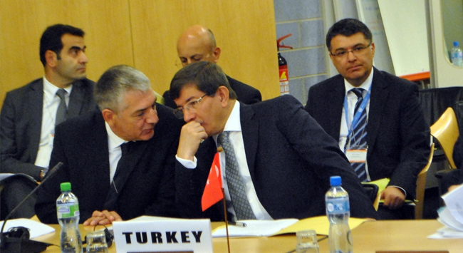 Cenevrede Suriye toplantısı