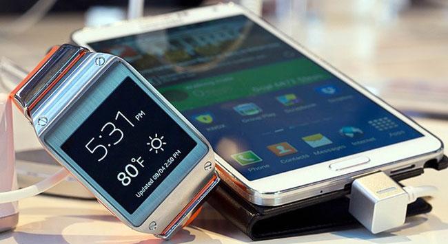 Samsung akıllı saat üretti