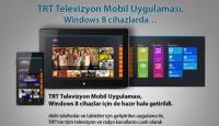 TRT'nin mobil uygulamasında yenilik