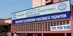 Taksim İlkyardım Hastanesi taşınıyor
