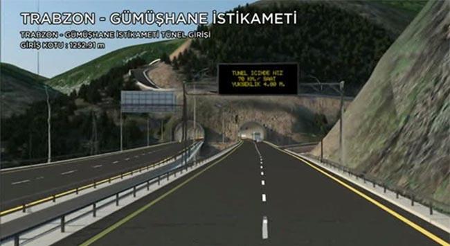 Karadenize yeni tünel geliyor