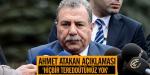 Bakan Gülerden Ahmet Atakan açıklaması