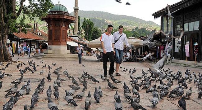 Bosna-Hersekte bir ilk