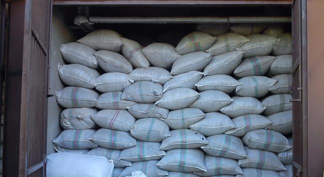 30 ton kaçak çay ele geçirildi