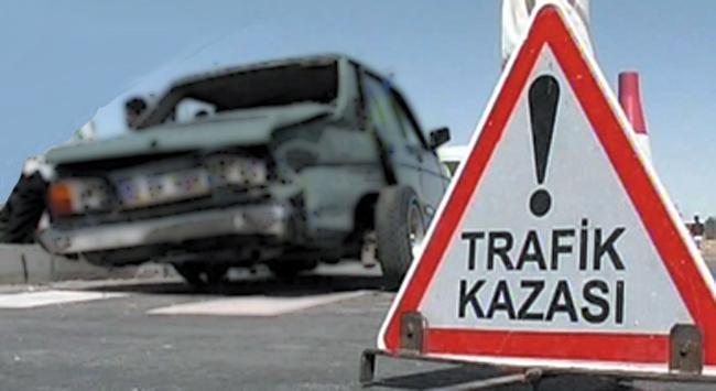 Manisada trafik kazası