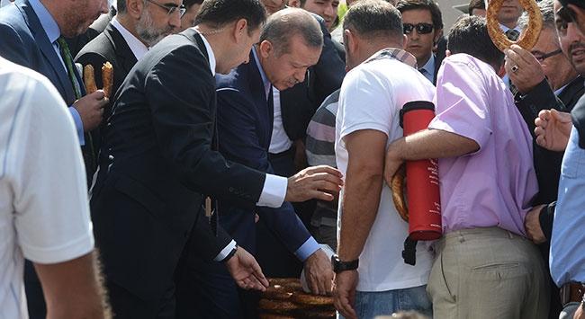 Başbakan Erdoğandan sürpriz