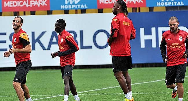 Galatasarayda son dakika şoku!
