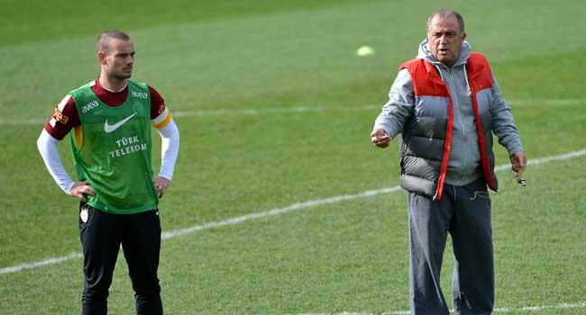 Galatasaraydan Sneijder açıklaması