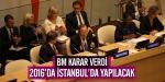 Birleşmiş Milletler karar verdi, Ban Ki-Moon açıkladı
