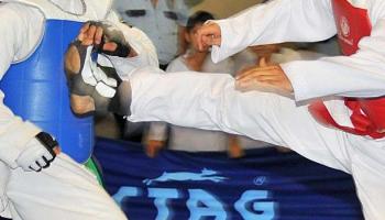 Milli tekvandocu Pekcan dünya þampiyonu