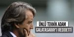 Mancini Galatasarayı reddetti