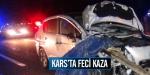 Karsta zincirleme kaza: 2 ölü, 5 yaralı