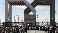 Mısırdan Refah Sınır Kapısını açmasını istediler