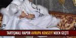 Tartışmalı sünnet raporu AKPMde kabul edildi