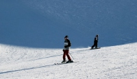 Kartalkayada kayak sezonu açılıyor
