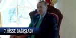 Erdoğandan kurban bağışı